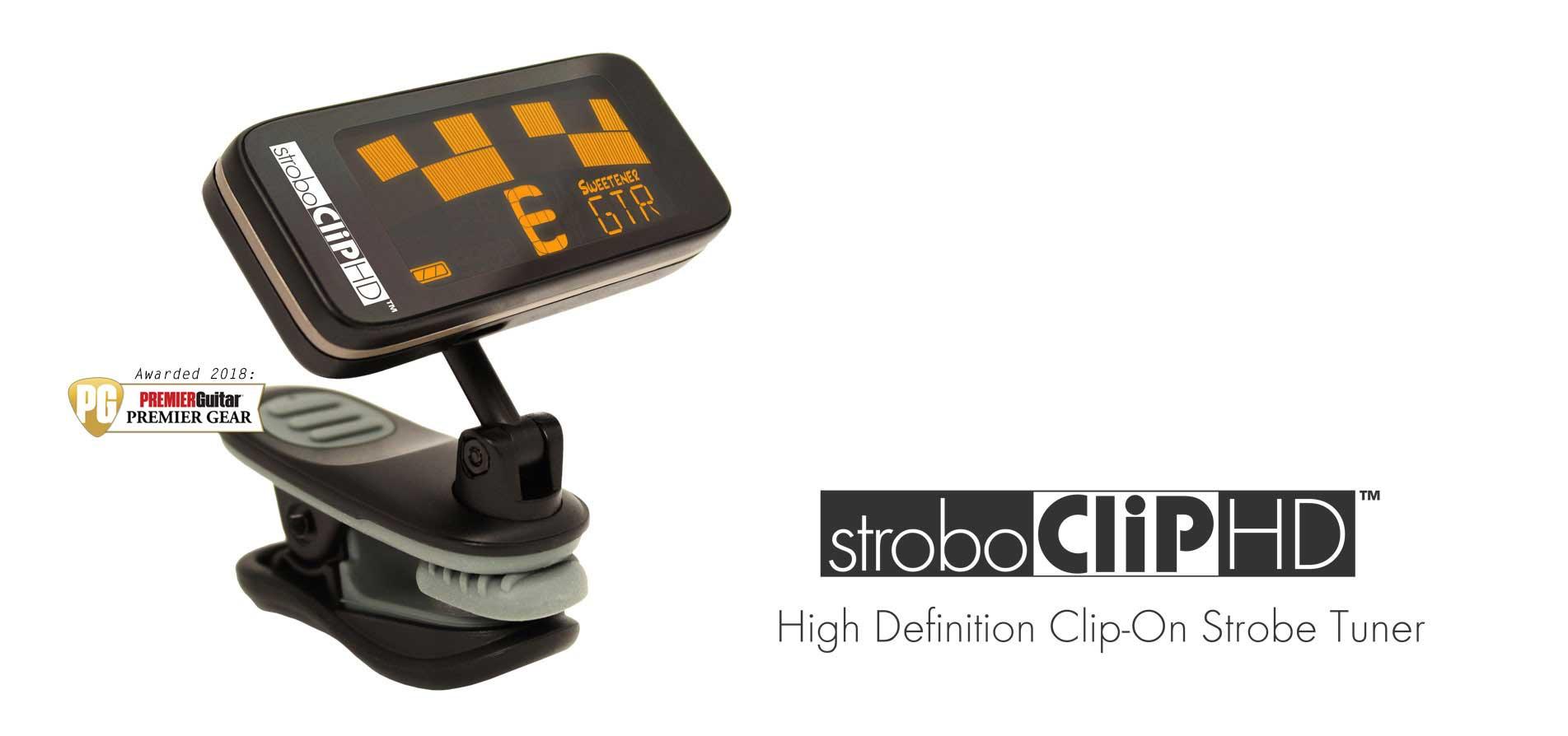 StroboClip HD