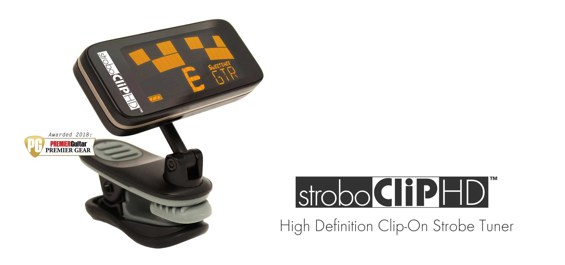 StroboClip HD Coming Soon! | Peterson Strobe Tuners
