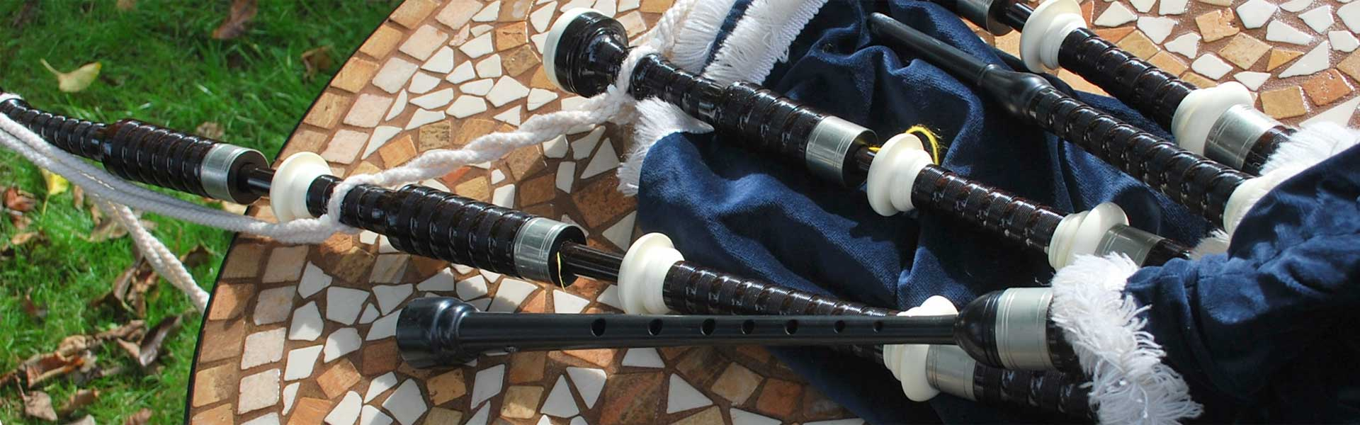 Great Highland Bagpipes | My Instrument Directory | Peterson Strobe Tuners
