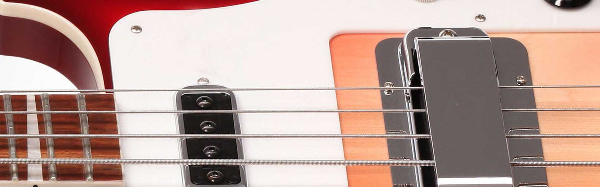 4 String Bass | My Instrument Directory | Peterson Strobe Tuners