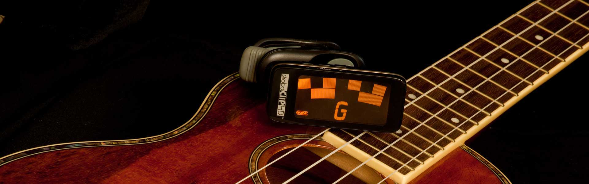 Ukulele | My Instrument Directory | Peterson Strobe Tuners