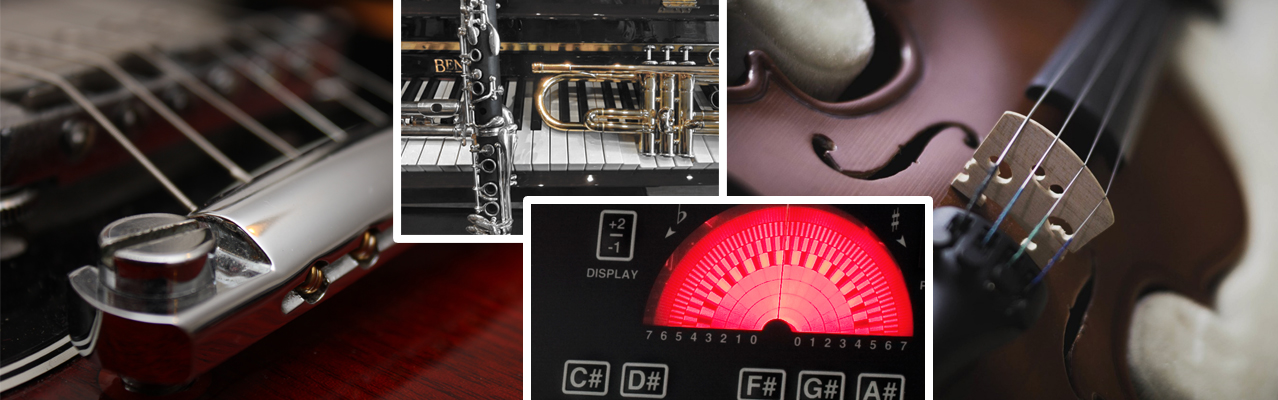 HARMONIC CONTENT AT-A-GLANCE | Peterson Strobe Tuners