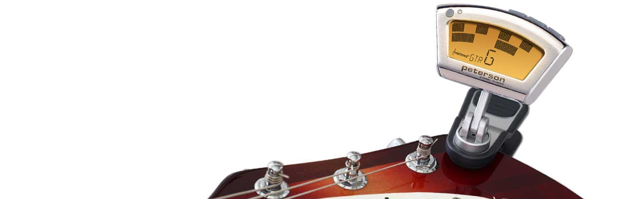 SWEETENED TUNINGS STANDARD | Peterson Strobe Tuners