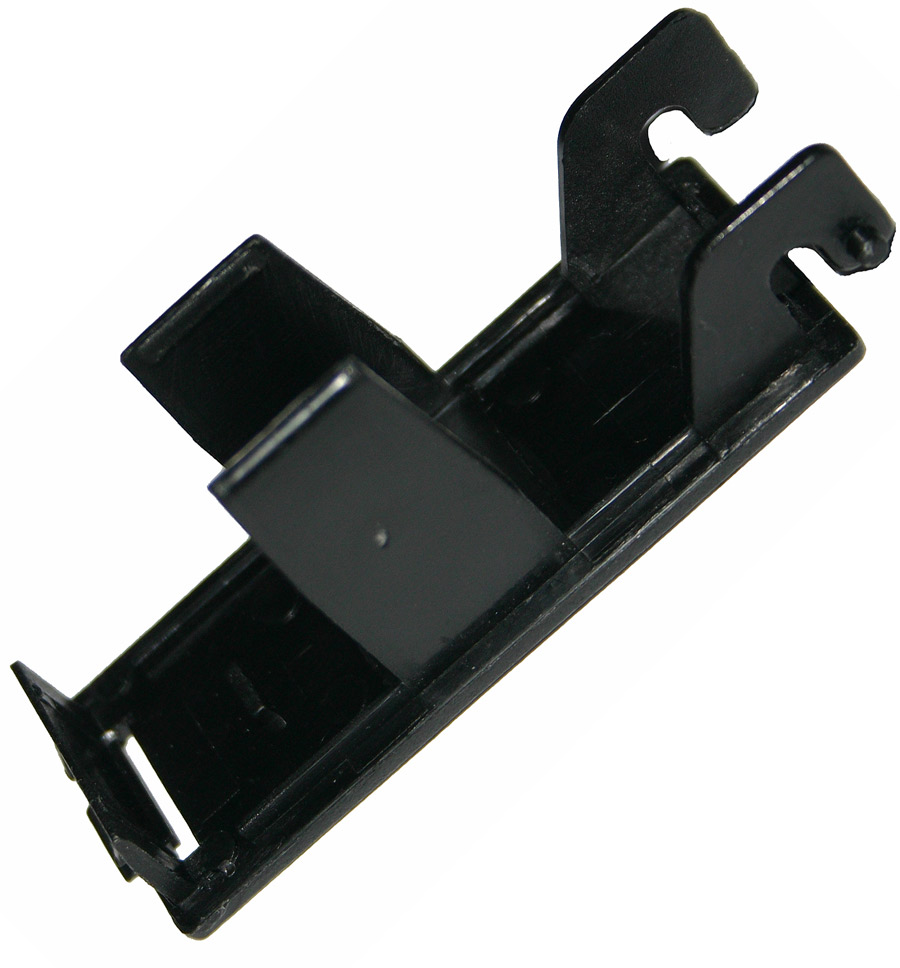 Replacement battery door cover for the StroboStomp2™ Virtual Strobe™ pedal tuner. | Peterson Strobe Tuners